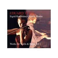 Eduard Tubin: Works for Violin & Piano, Vol.1 (Music CD)