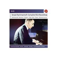 Sergei Rachmaninoff: Complete Rca Recordings (Music CD)
