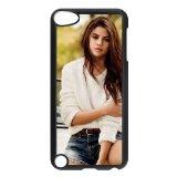Custom Selena Gomez Back Cover Case for ipod Touch 5 JN-221