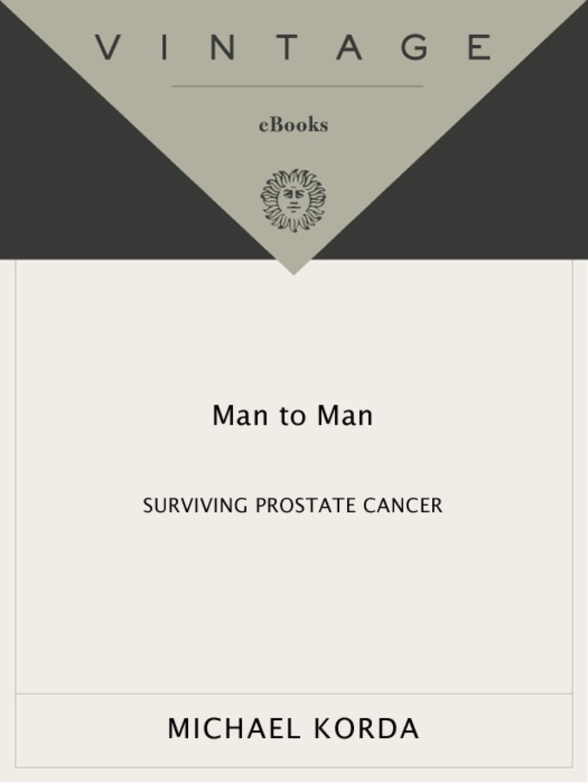 Man To Man (ebook)