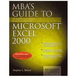 MBA's Guide to Microsoft Excel 2000 [With CDROM]