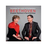 Beethoven: Sonatas for violin & fortepiano (Music CD)