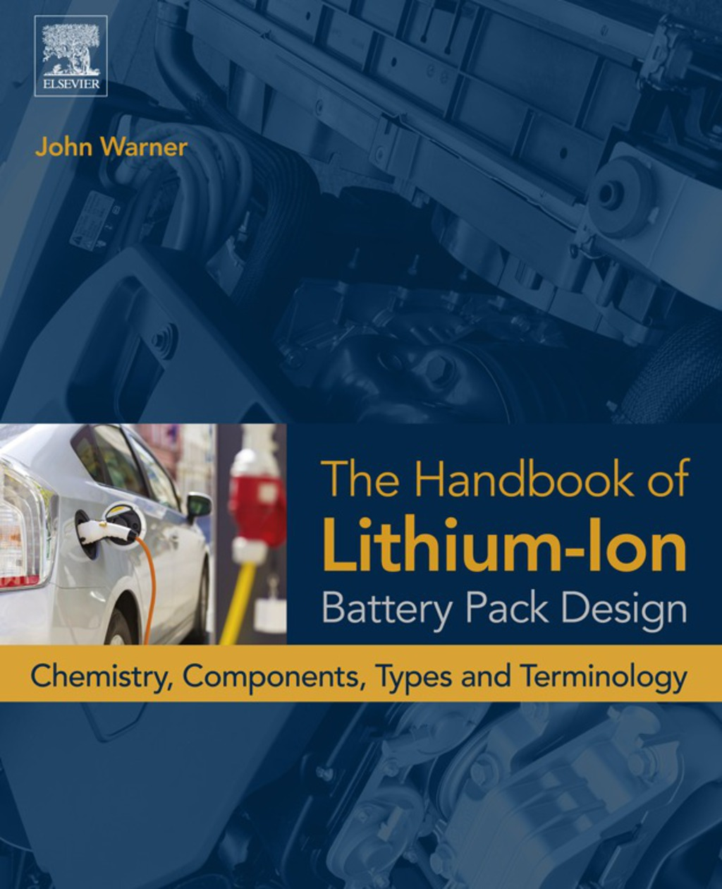 The Handbook Of Lithium-ion Battery Pack Design (ebook)