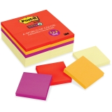 Original Canary Yellow Post-It Office Note Pads