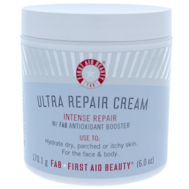 Ultra Repair Intense Hydration Cream by First Aid Beauty for Women - 6 oz Cream