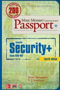 Mike Meyers' Comptia Security  Certification Passport, Fourth Edition  (exam Sy0-401)