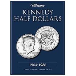 Warman's Kennedy Half Dollar 1964-1986