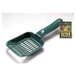 Nature s Earth Feline Pine Wide Slot Litter Scoop (Length 10.5 ; Width 4 ; Height 1.75 )