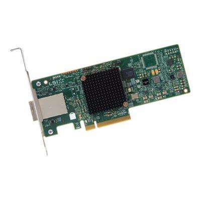Intel Rs3gc008 Raid Controller Rs3gc008 - Storage Controller (raid) - 8 Channel - Sata 6gb/s / Sas 12gb/s Low Profile - 12 Gbps - Raid 0  1  10  Jbod  1e - Pcie