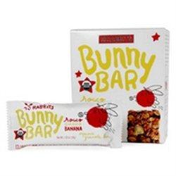Bangalla 85314 18 Rabbits Bunny Rocco Choco Banana Cereal Bars- 6x6x1.05 OZ