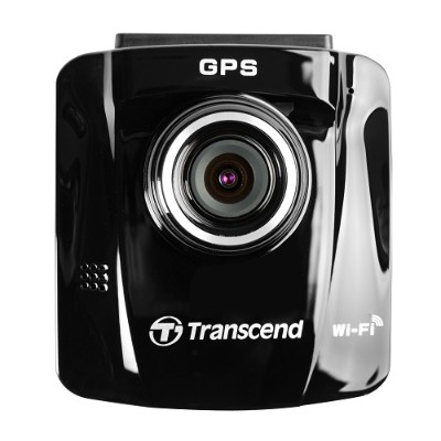 Transcend Ts16gdp220a Drivepro 220 Car Video Recorder - 2.4 Lcd  16gb  With Adhesive Mount