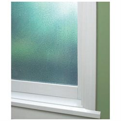 Self-Adhesive Window Privacy Film-Rain Drops