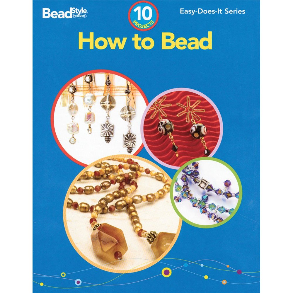 Kalmbach Publishing Books-How To Bead