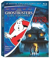 Ghostbusters/monster House