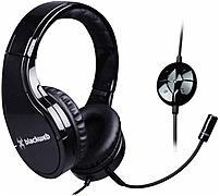 Blackweb Bwa15ho103 Pc Stereo Gaming Headset - Black
