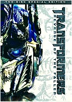 Dreamworks 032429075154 Mfr032429075154#vg Transformers 2: Revenge Of The Fallen - Big Screen Imax Edition - 2 Disc