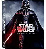 Star Wars: The Complete Saga (Episodes I-VI) (Packaging May Vary) [Blu-ray]