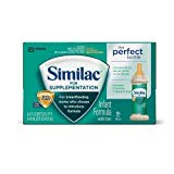 Similac Supplementation Bottles 8-2 fluid ounce bottles