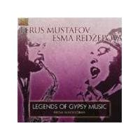 Ferus Mustafov And Esma Redzepova - Legends Of Gypsy Music From Macedonia