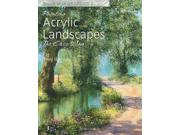 Painting Acrylic Landscapes The Easy Way Brush With Acrylics