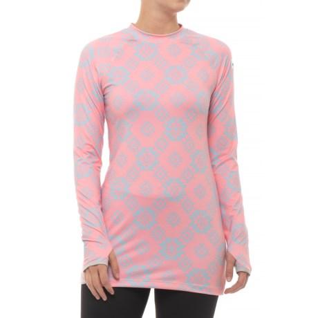 Raven Base Layer Tunic Shirt - Long Sleeve (for Women)