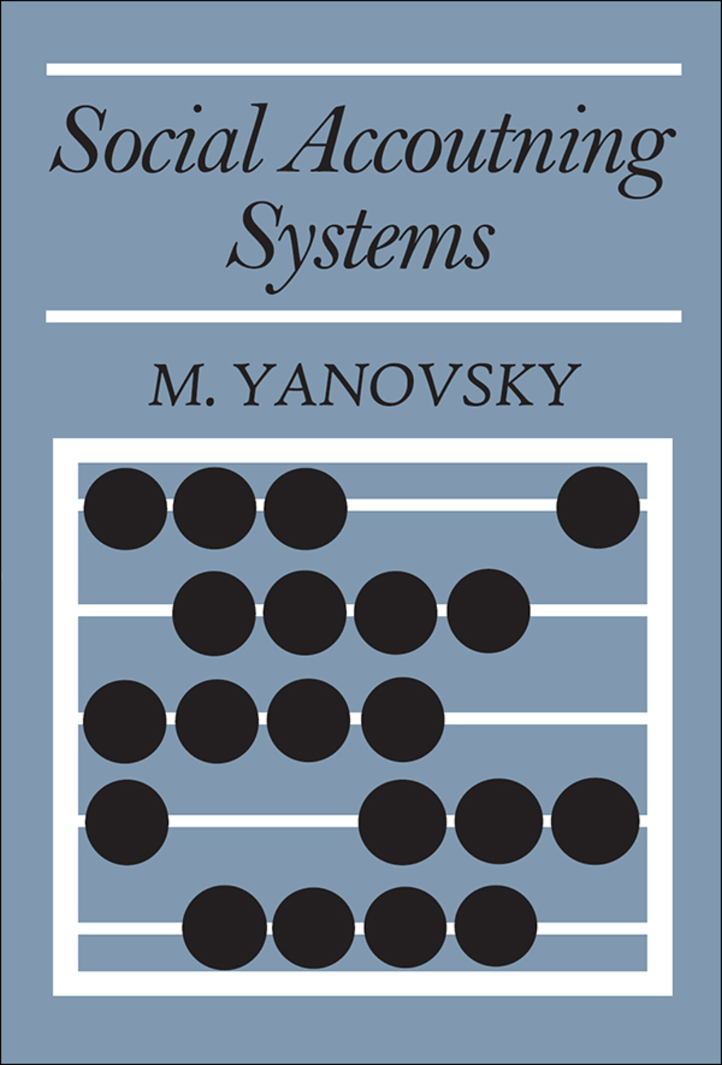 Social Accounting Systems (ebook)