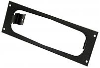 Havis C-eb30-cdr-1p 1-piece Equipment Mounting Bracket For Motorola Cdm750, 120, 1550 2-way Radios - 3-inch Mounting Space