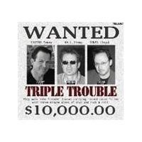 Tommy Castro & Lloyd Jones/Jimmy Hall - Triple Trouble