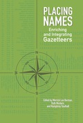 Well before the innovation of maps, gazetteers served as the main geographic referencing system for hundreds of years