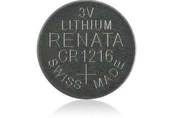 Radio Shack Lithium Battery CR1216 3V