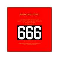 Aphrodites Child - 666 (Music CD)