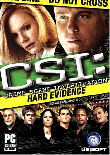 CSI Hard Evidence