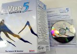 Vue 5 Infinite The Natural 3D Solution Windows & Macintosh E-On Software