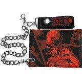 Five Finger Death Punch Red Ninja Tri-Fold Wallet