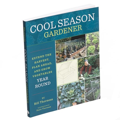 Cool Season Gardener Book - Paperback