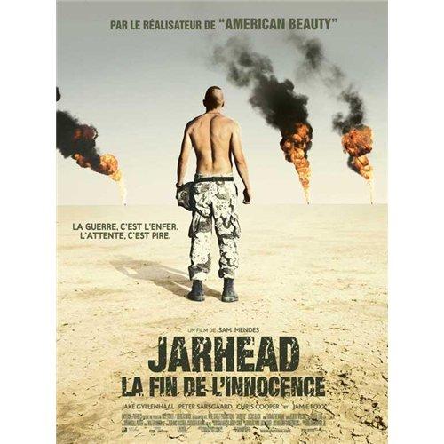 Jarhead Poster Movie French 11 x 17 In - 28cm x 44cm Jake Gyllenhaal Jamie Foxx Peter Sarsgaard Skyler Stone Chris Cooper