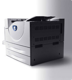 XEROX Phaser 5550N Monochrome Tabloid Laser Printer - Refurbished By Xerox - 90 DAY ON SITE XEROX WARRANTY