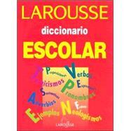 Larousse Diccionario Escolar/ Larousse School dictionary