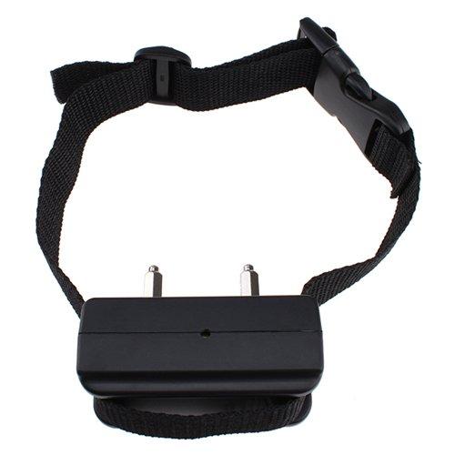 Dog Training Collar Anti Bark Stop Barking Shock Adjustable Collar