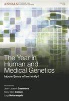The Year In Human And Medical Genetics: Inborn Errors Of Immunity I, Volume 1238