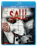 Saw: The Complete Movie Collection [Blu-ray   Digital HD]