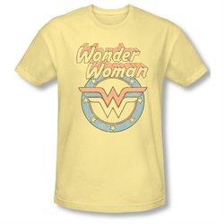Mens DCO Short Sleeve FADED WONDER XLarge Slim Fit T-Shirt Tee