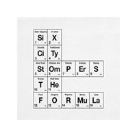 Six City Stompers - Formula (Music CD)