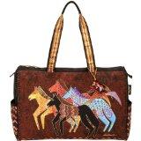 Travel Bag Zipper Top 20-1/2