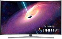 Samsung Js9100 Series Un78js9100 78-inch 4k Ultra Hd Curved Smart Led Tv - 3840 X 2160 - Motion Rate 240 - Hdmi, Usb - Silver
