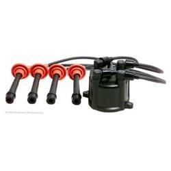 Beck/Arnley Distributor Cap/Spark Plug Wires Kit 174-6962