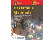 Hazardous Materials: Awareness and Operations Publisher: Jones & Bartlett Learning Publish Date: 9/16/2014 Language: ENGLISH Pages: 430 Weight: 2.34 ISBN-13: 9781449641542 Dewey: 628