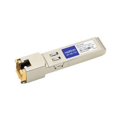 Addon Networks Sfp-tx-ao Citrix Sfp-tx Compatible Taa Compliant 1000base-tx Sfp Transceiver (copper  100m  Rj-45)