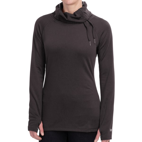 White Sierra Sierra Stretch II Pullover - Adjustable Neck (For Women)