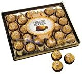 Ferrero Rocher Holiday Gift Box 24 Pralines 10.6oz